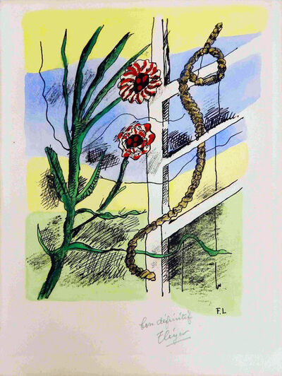 Fernand Léger, 'Bonne pensée du matin', 1949