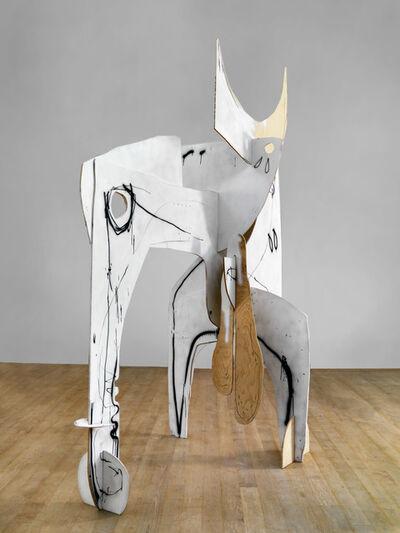 "Aaron Curry, '""Phantom""', 2010"