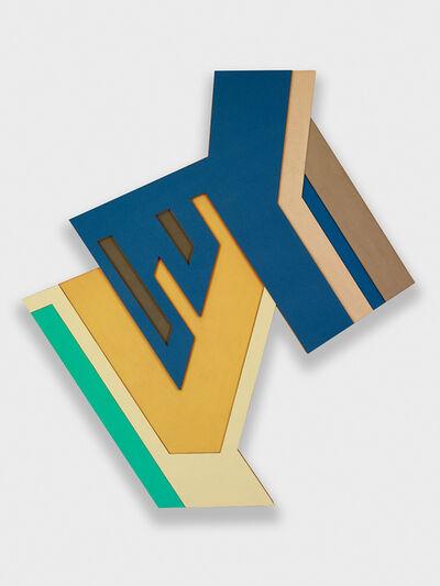 Frank Stella, 'Konskie III', 1971
