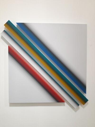 Dario Perez-Flores, 'Dinamique Chromatique', 2017