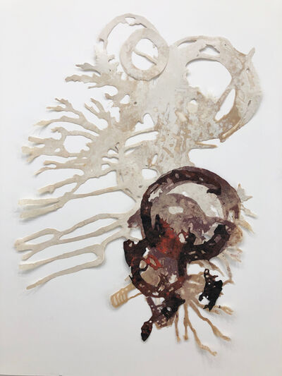 Joan Hall, 'The New Living Reef #4', 2020