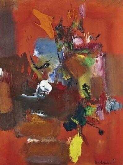 Hans Hofmann, 'Evening Magic'