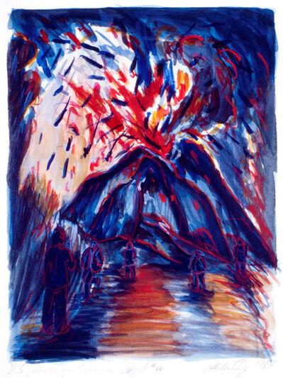 Helen Oji, 'Volcano Series #65', 1984