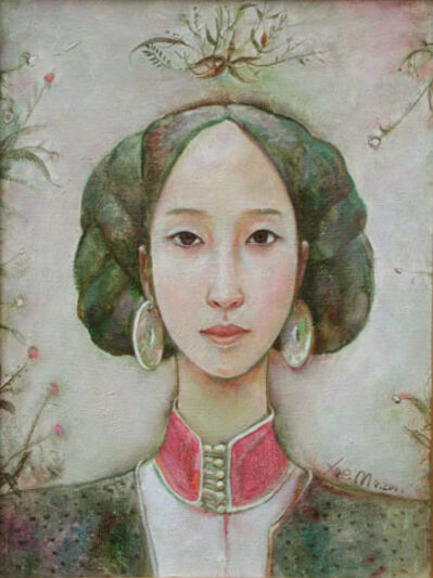 Xue Mo 薛墨, 'Yi Girl 1', 2000