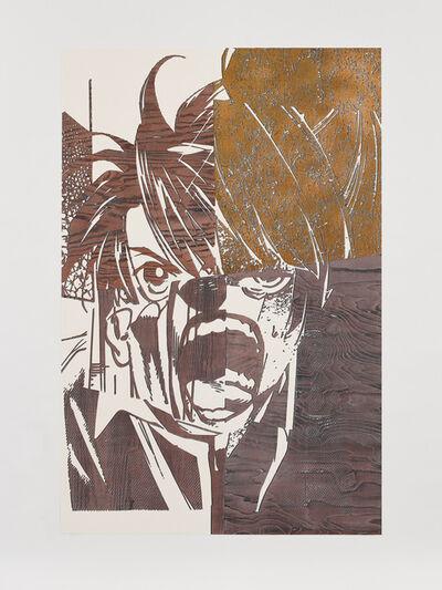 Christian Marclay, 'Scream (Rusted Quartet)', 2019