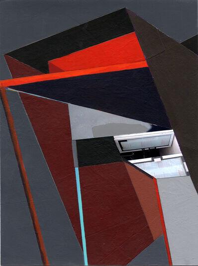 Mary Lum, 'Fourth Glance'