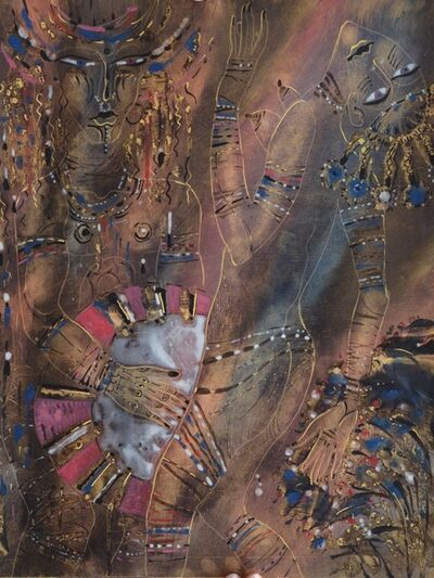 Victor Anufriev, 'Shaman's Drumm', 1998