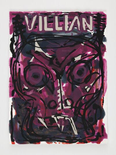 Nicole Eisenman, 'Villian', 2020