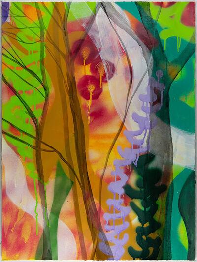 Rachelle Krieger, 'Fantastical Botanical', 2019