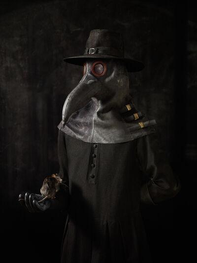 """Erwin Olaf, '""""Plague Doctor""""', 2011"""