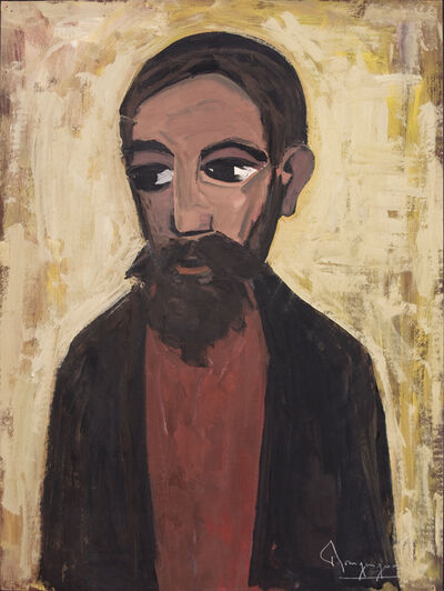 Paul-Henri Bourguignon, 'Apostle (54-10578)', 1954