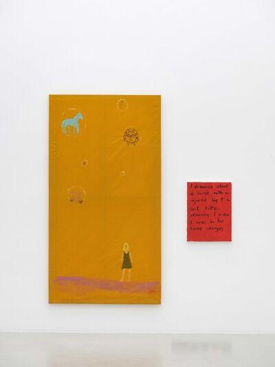 Jenny Watson, 'Bubbles', 2000