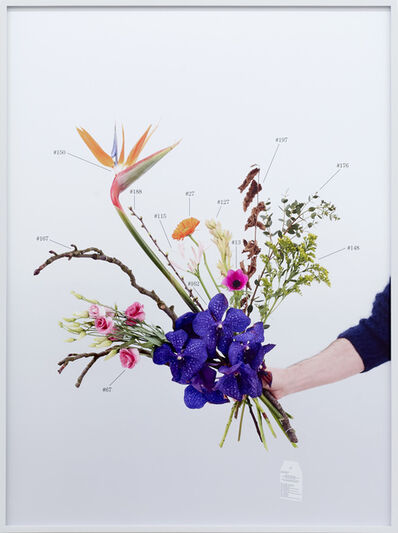 Natalie Czech, 'A Critic's Bouquet by Hili Perlson for Berlinde de Bruyckere ', 2015