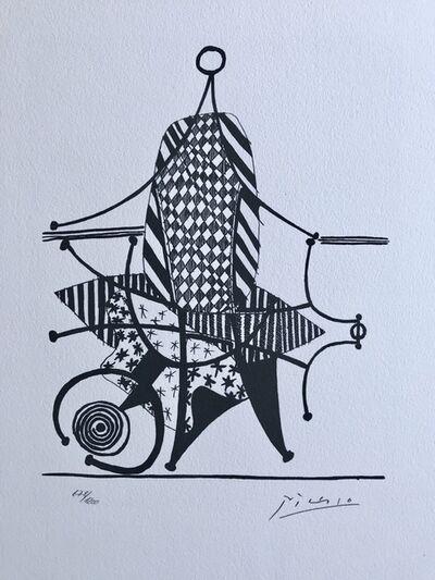 Pablo Picasso, 'Hélène chez Archimède - Planche XIV', 1972