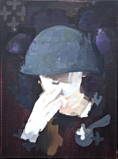 Richard Butler, 'Soldiergirl', 2014