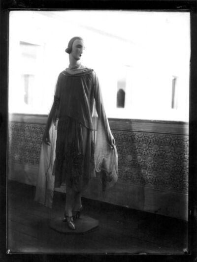 Man Ray, 'Mannequin on Balcony', ca. 1930