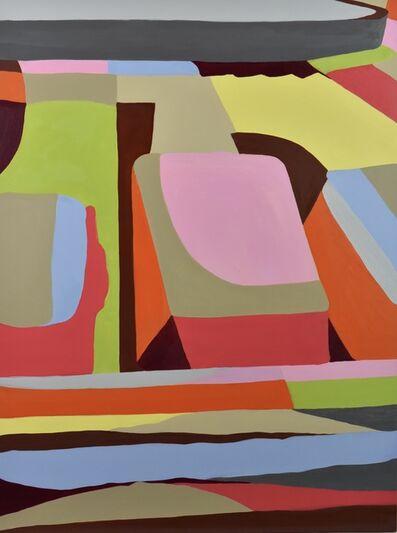 Patti Samper, 'Baggage Claim 2'