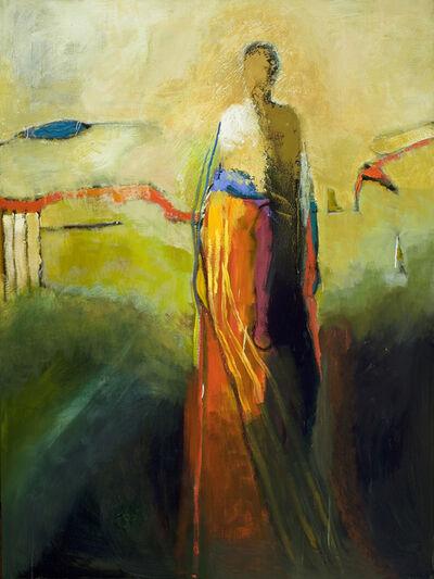 Kathy Jones, 'The Red Bridge', 2016