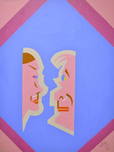 Barry Senft, 'Connection', 2014