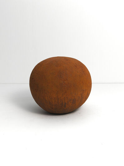 David Nash, 'Cannonball', 2017