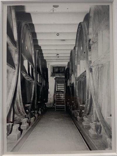 Anon, 'Wine Cellars', ca. 1900