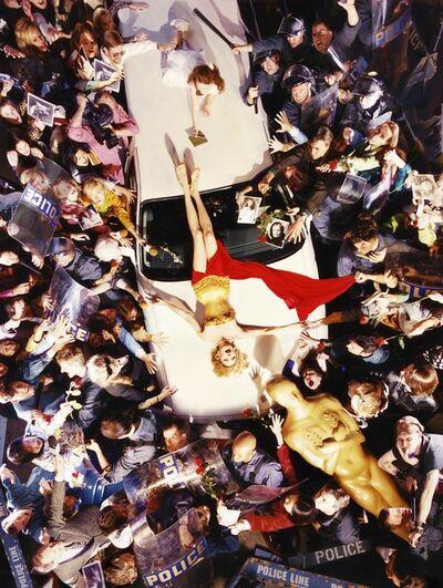 David LaChapelle, 'Faye Dunaway: Day of the Locust', 1996