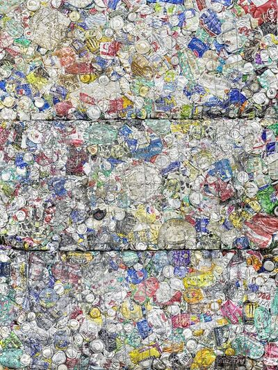 Stephen Wilkes, 'Recycled Aluminum Can Study #1, 2015', 2015