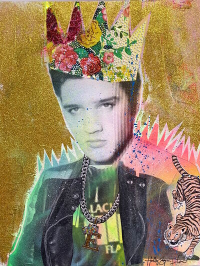 "Holly Suzanne Rader, '""Elvis""', 2018"