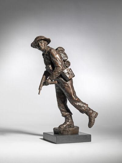 David Williams-Ellis, 'D-Day Soldier VI', 2019