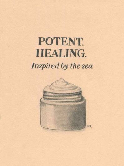 Karen Mainenti, 'Potent Healing (Inspired by the Sea)', 2019