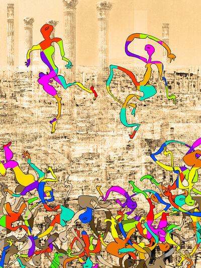 Patrick Altes, 'Civilisational Flux', 2015