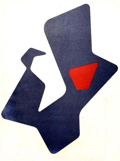 Jean Arp, 'Jean Arp - Original Lithograph', 1951