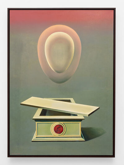 Clarence Holbrook Carter, 'Transection No. 2', 1991