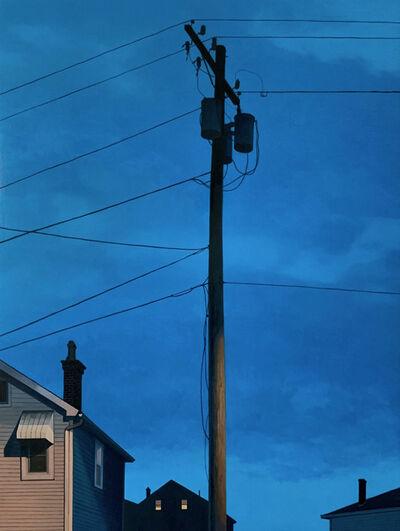 Christopher Burk, 'Illuminated Nocturne IV', 2019