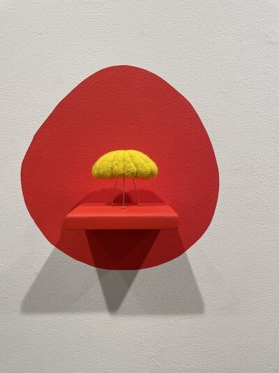 Masako Miki, 'Kinoko Obake (animated mushroom) ', 2021