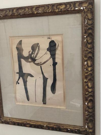 Willem de Kooning, 'untitled', ca. 1960