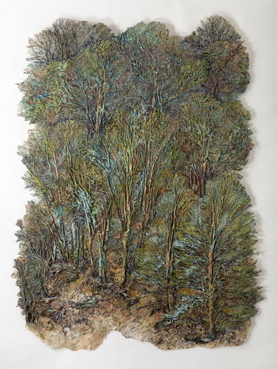 Lesley Richmond, 'DEEP FOREST 2', 2016