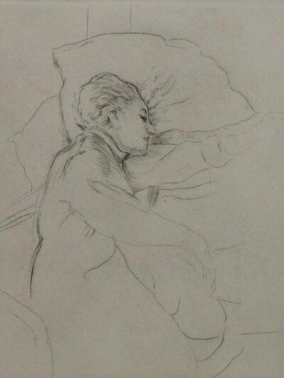 Priscilla Treacy, 'Sleeping Woman', 2001