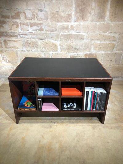 Pierre Jeanneret, 'Pierre JEANNERET — Bureau à casiers dit «Office table» ', ca. 1955