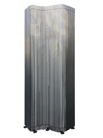 FOS, 'Aluminium Screen', 2018