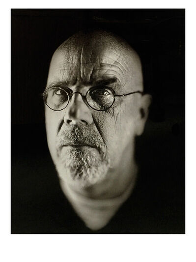 Chuck Close, 'SELF PORTRAIT 2', 2002