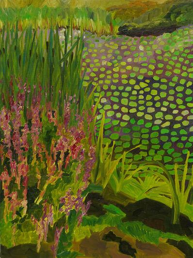 Yvonne Troxell Lamothe, 'Wetlands, Blue Hills, one', 2020