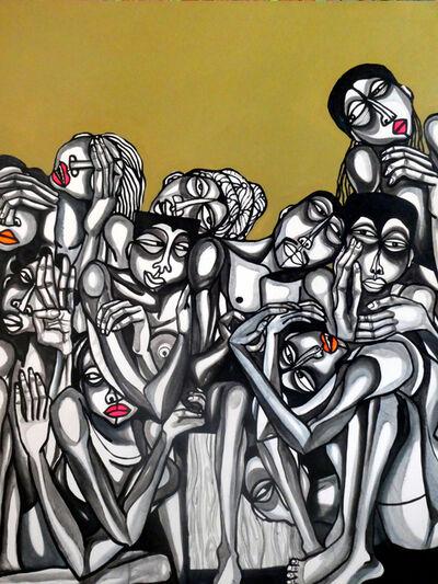 Obou Gbais, 'Danse N°1', 2019