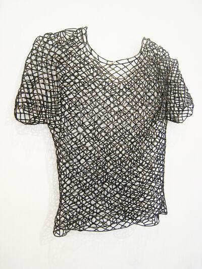 Man Fung Yi 文鳳儀, 'Weaving Intimacy (Body Lines) No. K2 編織親密(身體線) 第K2號', 2009