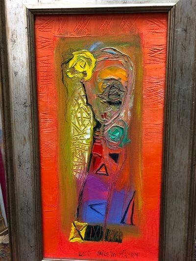 Soile Yli-Mäyry, 'Burning Heart', 2019