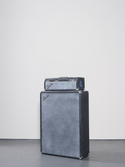 Kaz Oshiro, 'Fender Showman Amp with Cabinet #1 (Screaming Hand)', 2002
