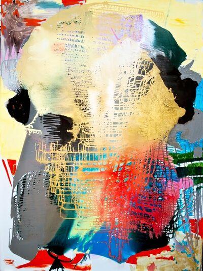 Jackie Saccoccio, ' Portrait (Eclipse)', 2013