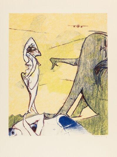 Dorothea Tanning, 'Composition Surrealiste (Hommage à Max Ernst)', 1974