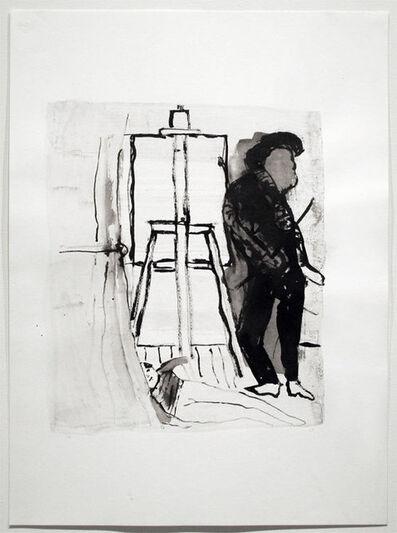 Jake Berthot, 'UNTITLED (ARTIST-ARTIST MODEL SERIES)', 2005