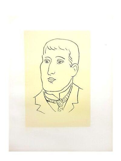 "Henri Matisse, 'Original Lithograph ""Apollinaire III"" by Henri Matisse', 1952"